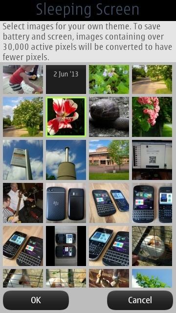 Personnalisez votre écran de veille Symbian avec Nokia Sleeping