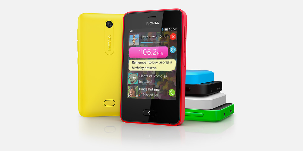 Test du Nokia Asha 501, petit mais costaud