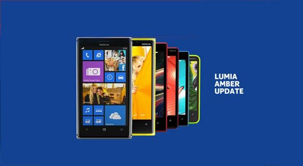 Nokia Amber disponible pour tous les Lumia d'ici fin septembre 2013