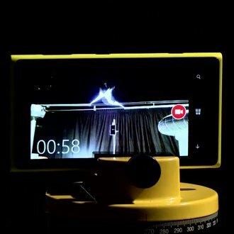 Nokia expérimente la charge d'un mobile grâce à la foudre