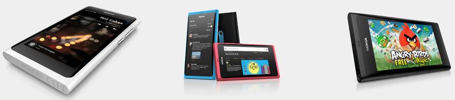 Le Nokia N9 fête ses deux ans