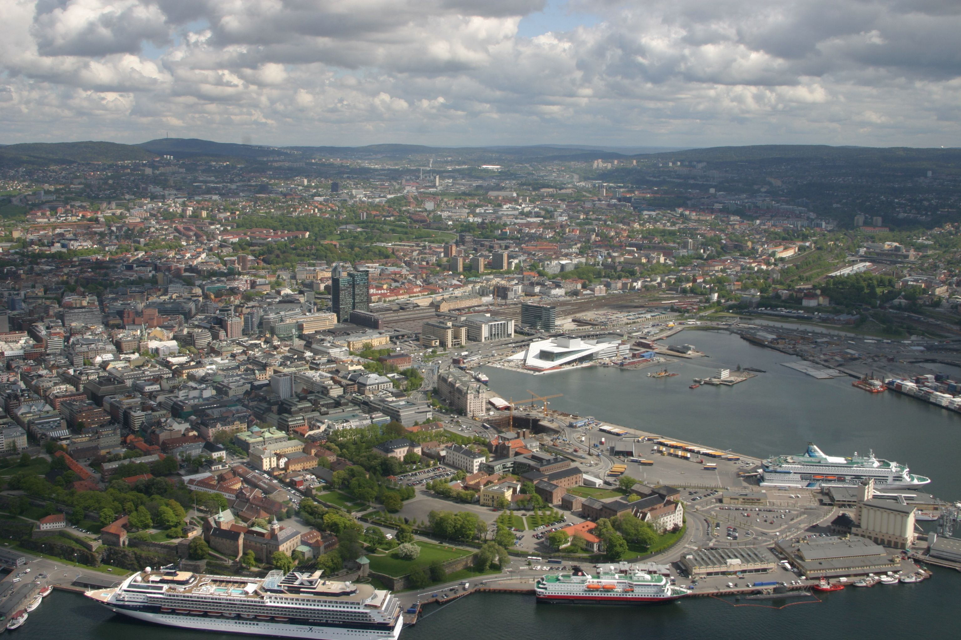 La ville d'Oslo commande 3 000 mobiles sous Windows Phone