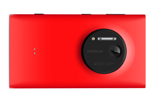 Red-Nokia-Lumia-1020