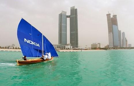 Cap sur Abu Dhabi le 22 octobre pour le Nokia World