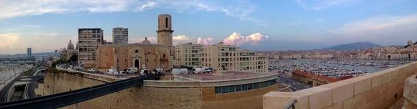 Panorama Marseille avec Nokia Panorama