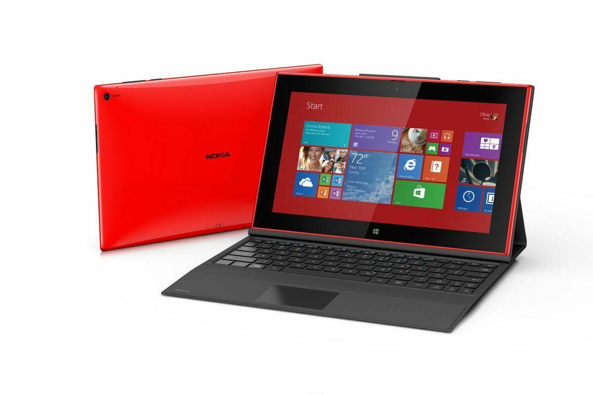Présentation de la tablette Nokia Lumia 2520 dans Le JT des Nouvelles Technos sur TV5MONDE
