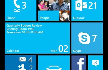 Microsoft annonce les détails de Windows Phone 8 GDR3