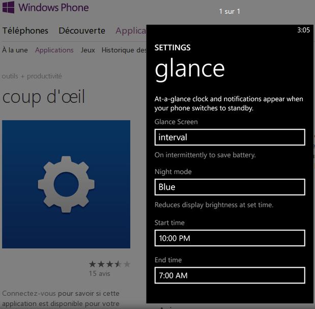 Nokia Glance Screen, bientôt plus de couleurs pour le mode nuit