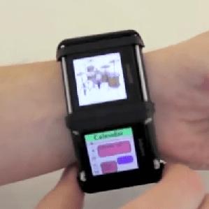 Nokia Facet, un concept de smartwatch multi-écrans