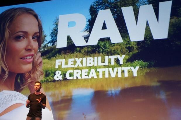 Support du RAW pour les Lumia 1020 et 1520