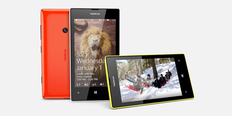Nokia annonce son nouveau Nokia Lumia 525