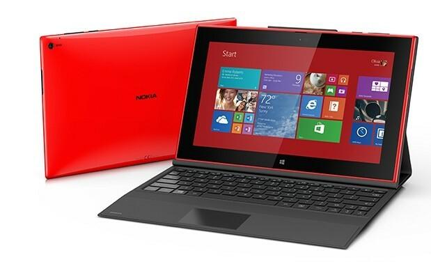 La tablette Lumia 2520 en stock sur la Fnac.com !