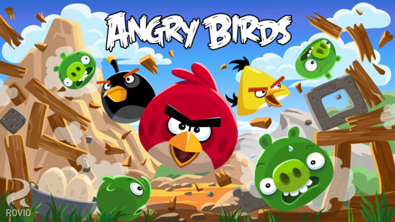 [Jeu]  Angry Birds sur Windows Phone c'est terminé