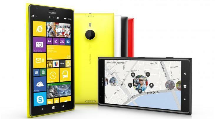 Lumia 1520 de 299€ à 319,90€ chez Rue du Commerce