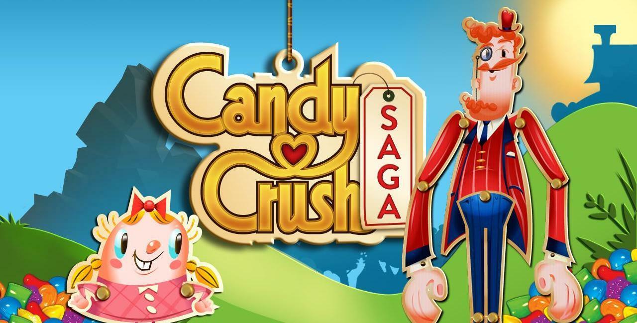 [Jeux]  Candy Crush Saga et Candy Crush Soda Saga se mettent à jour