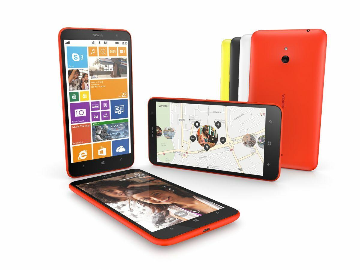 Le Nokia Lumia 1320 en précommande à 299€ chez Rue du Commerce et Matériel.net