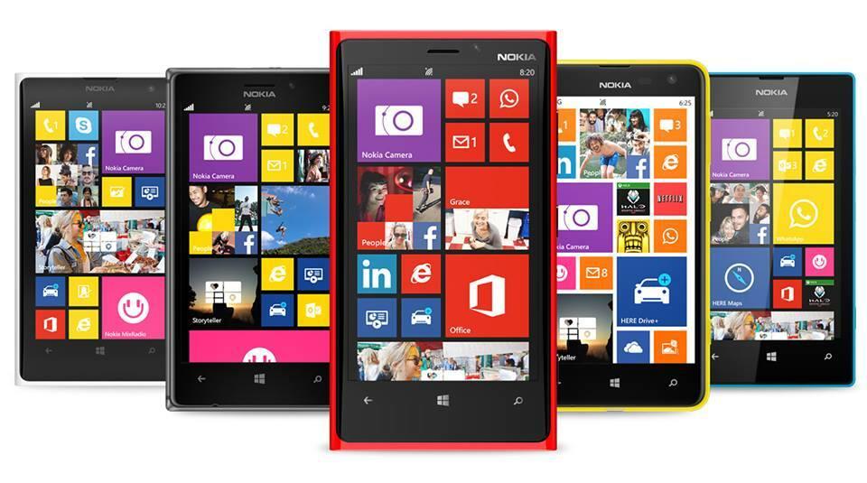 Nokia Black en cours de déploiement pour les Lumia sous Windows Phone 8