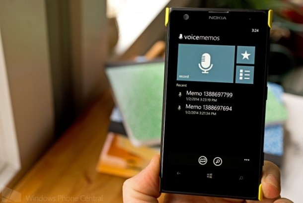 comment enregistrer conversation telephonique nokia lumia