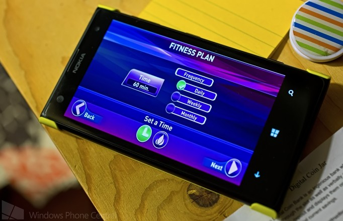 [Jeu Lumia] Zumba Dance arrive sous Windows Phone 8