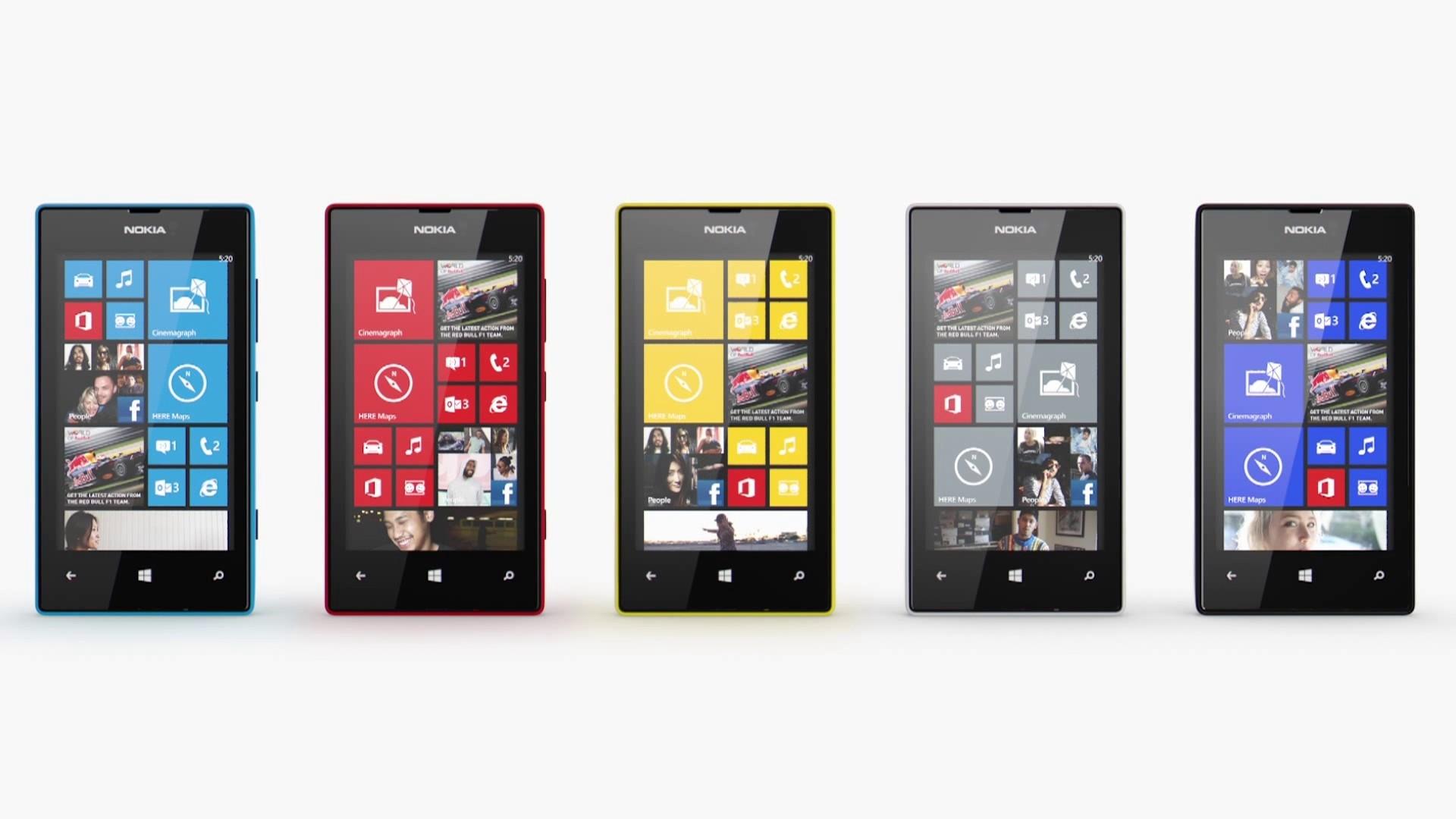 Déploiement en cours de Lumia Cyan pour le Lumia 520