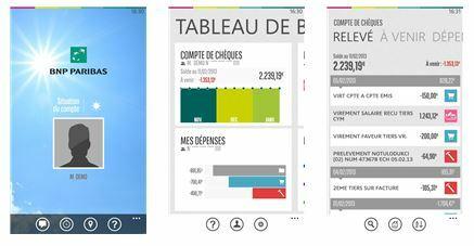 lumia app une nouvelle appli windows phone pour bnp paribas nokians la parole aux fans de. Black Bedroom Furniture Sets. Home Design Ideas
