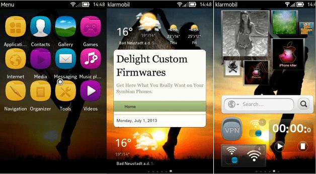 Delight, un firmware personnalisé disponible pour le Nokia E7