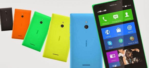 Nokia X Android AOSP NokiansFr