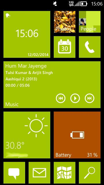 [App Symbian] Symbian users, passez au Windows Phone Style !