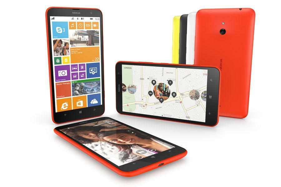 Le Nokia Lumia 1320 débarque chez Free !
