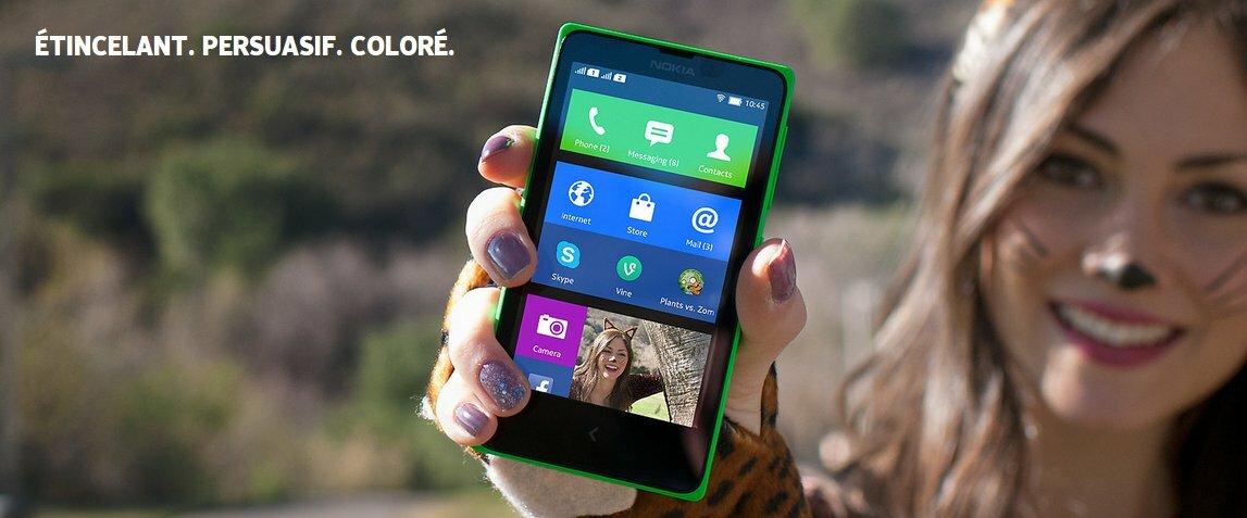 [Vidéo] Présentation du Nokia X par Olivier Lagreou de Nokia France