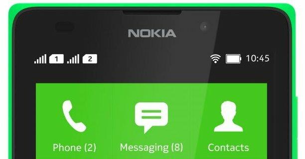 Prévision des ventes de Nokia X dans le monde selon Strategy Analytics