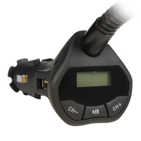 [Test] Support Voiture Universel RoadTune avec Chargeur et Transmetteur FM