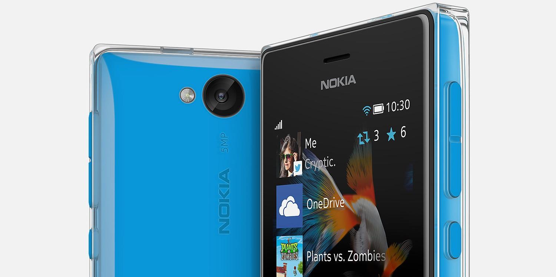 Microsoft, fini les Asha et les petits téléphones