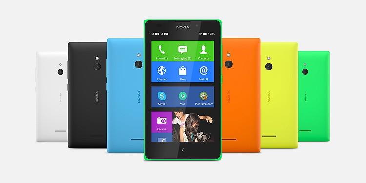 Le Nokia XL arrive en France !