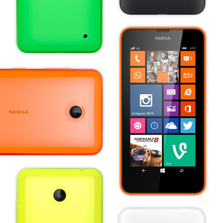 La nouvelle version du Lumia 635 passe à 1GB de RAM