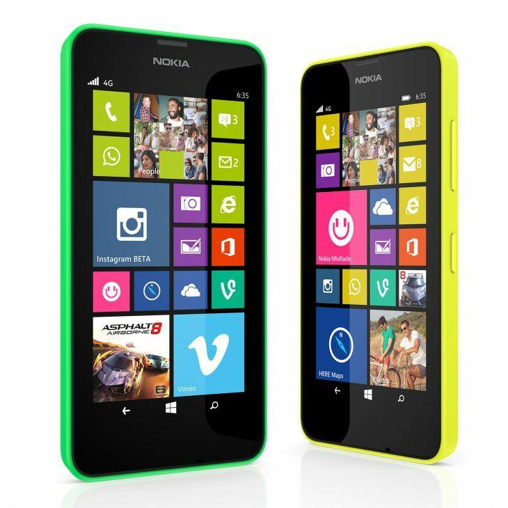 Le Nokia Lumia 630 disponible dès aujourd'hui en France !