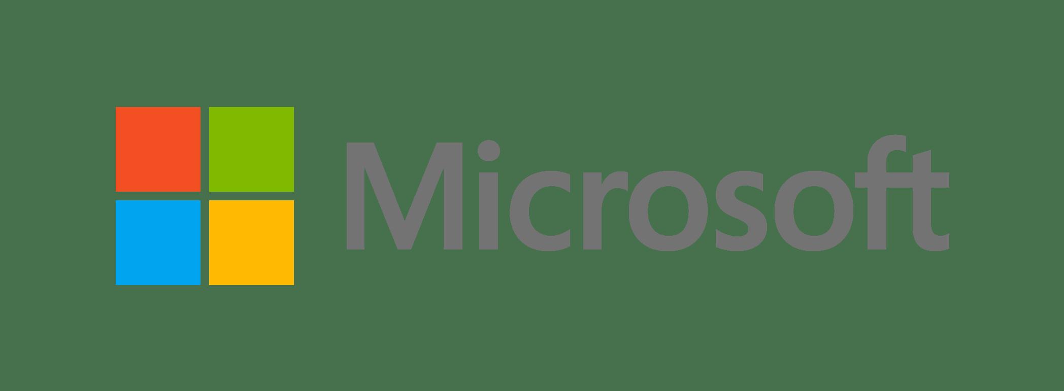 Microsoft, dans le top 3 des marques les plus proches des français