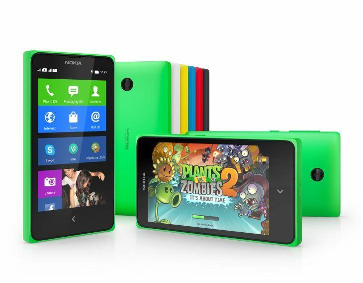Le Nokia X disponible en France avec une offre de réduction de 20€ jusqu'au 30 juin 2014 !