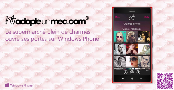 Rencontre gay windows phone