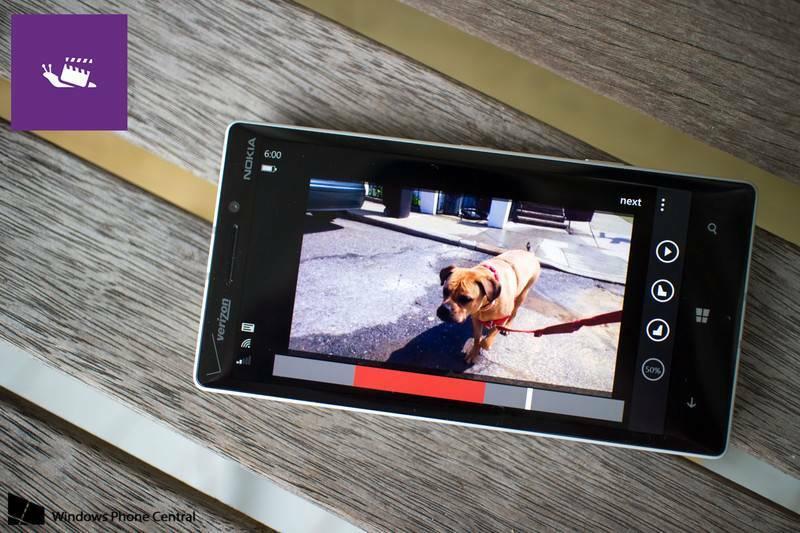 [Lumia App] Créez des vidéos en slow motion avec Slowly (WP8.1)