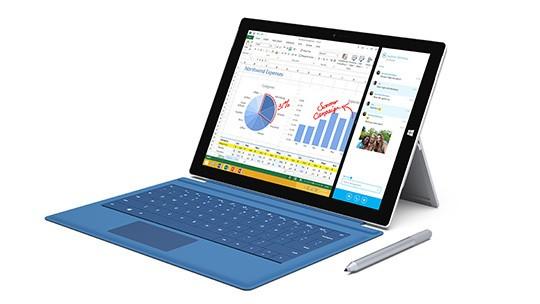 La Surface Pro 3 disponible en France!