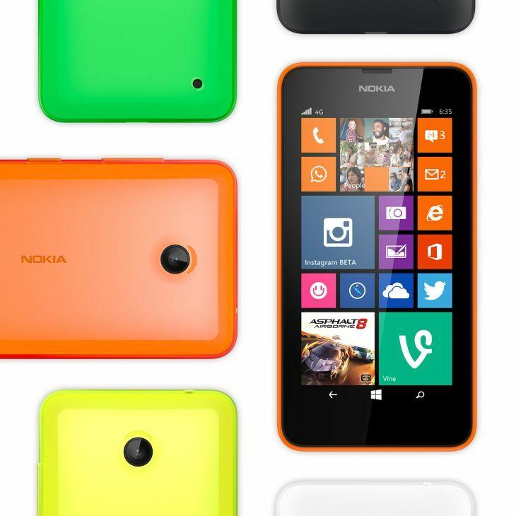 [Offre] Nokia Lumia 635 pour 120€36 et 30€ remboursés (soit 90€36) !