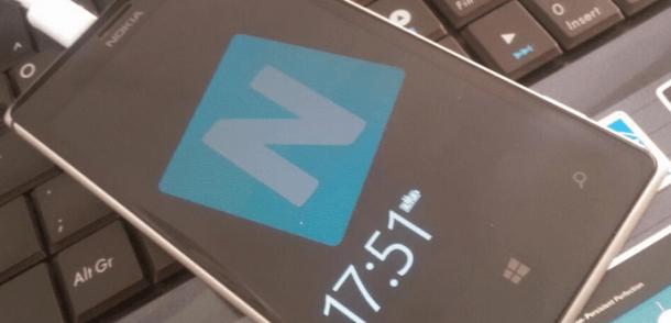 Glance Screen Nokia Lumia 925
