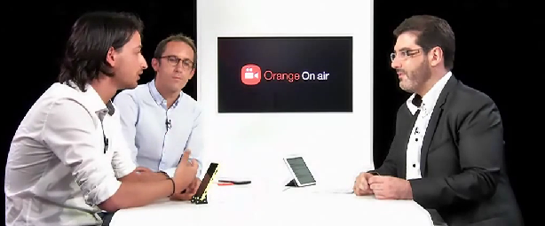 [Vidéo] Orange on Air – Windows Phone 8.1 et les nouveaux Nokia Lumia 635 & 930