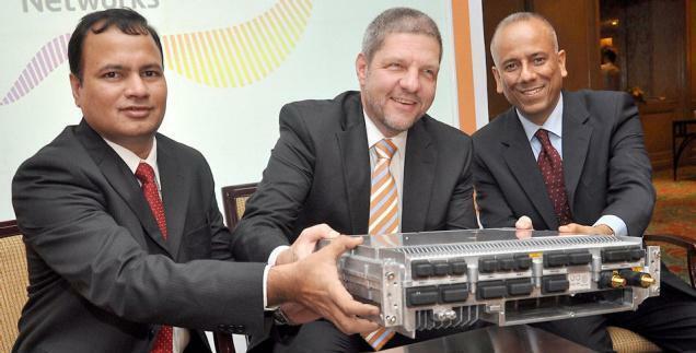 Nokia bat un record du monde de débit internet en LTE avec SK Telecom