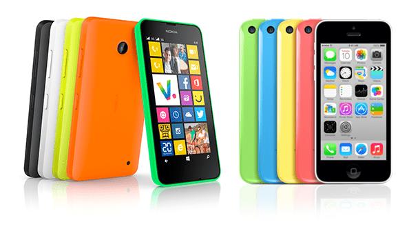 Case Design android mini phone cases : Et si on comparait lu2019iPhone 5C au Nokia Lumia 635 ? u2013 Nokians ...