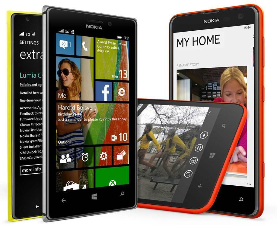 Disponibilité de la mise à jour Lumia Cyan dès le mardi 15 juillet 2014