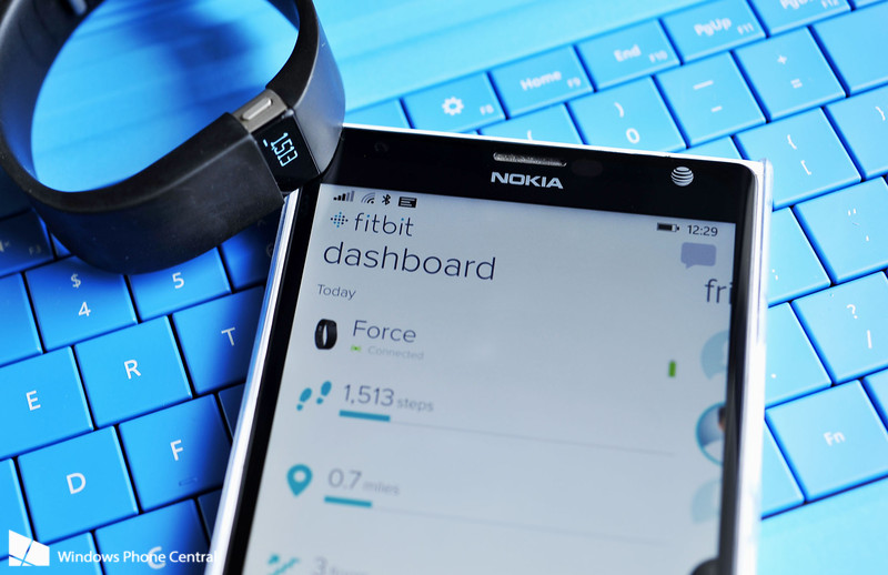 [Lumia] L'application Fitbit pour Windows Phone 8.1 disponible !