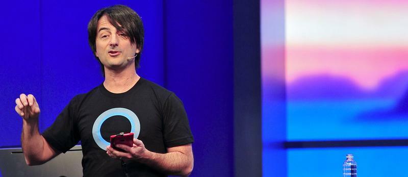 Joe Belfiore semble être de retour chez Microsoft