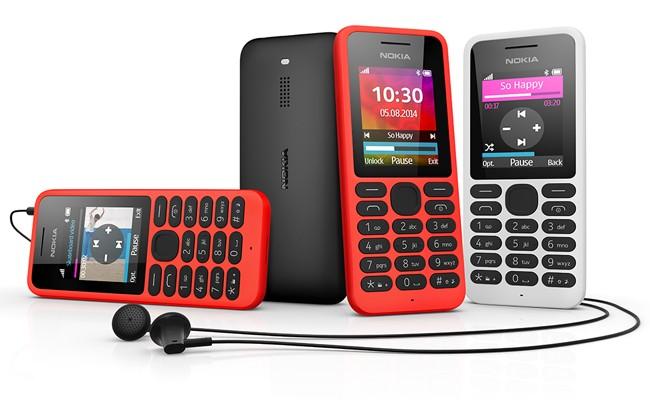 Microsoft annonce le Nokia 130, le multimédia pour seulement 25€TTC